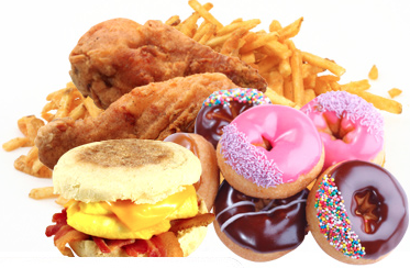 The bad news: - Unhealthy Foods For Kids PNG