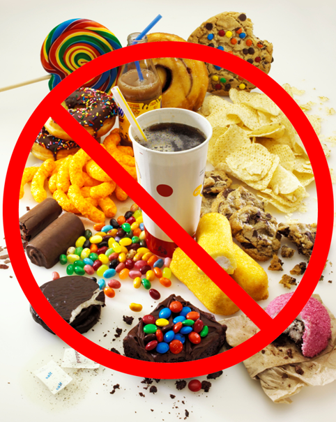 Unhealthy Foods For Kids PNG - 82095