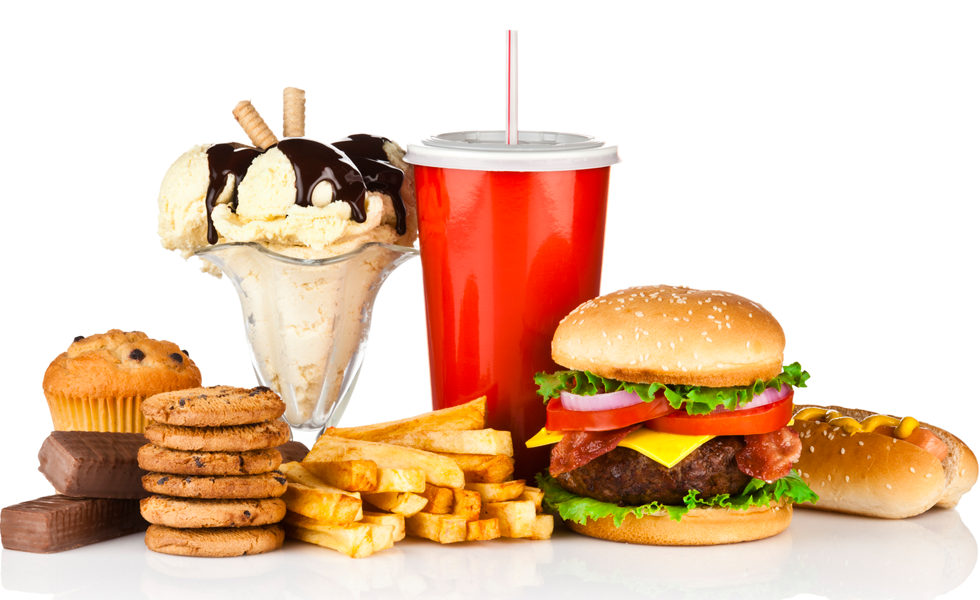 Unhealthy Foods For Kids PNG - 82094
