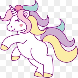 unicorn. PNG AI