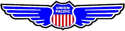 Union Pacific Vector PNG - 29690