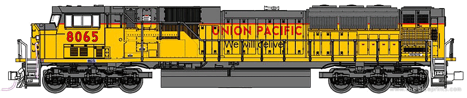 Union Pacific Vector PNG - 29692