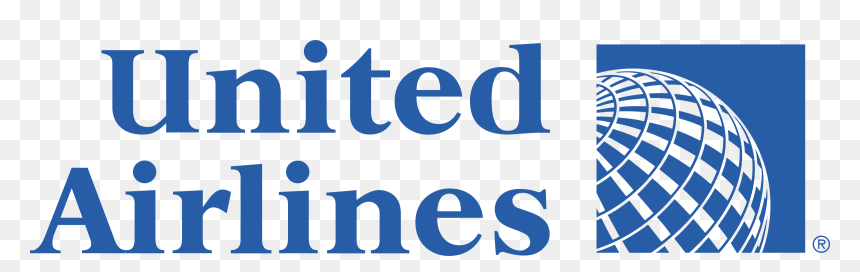 United Airlines Logo PNG - 176605