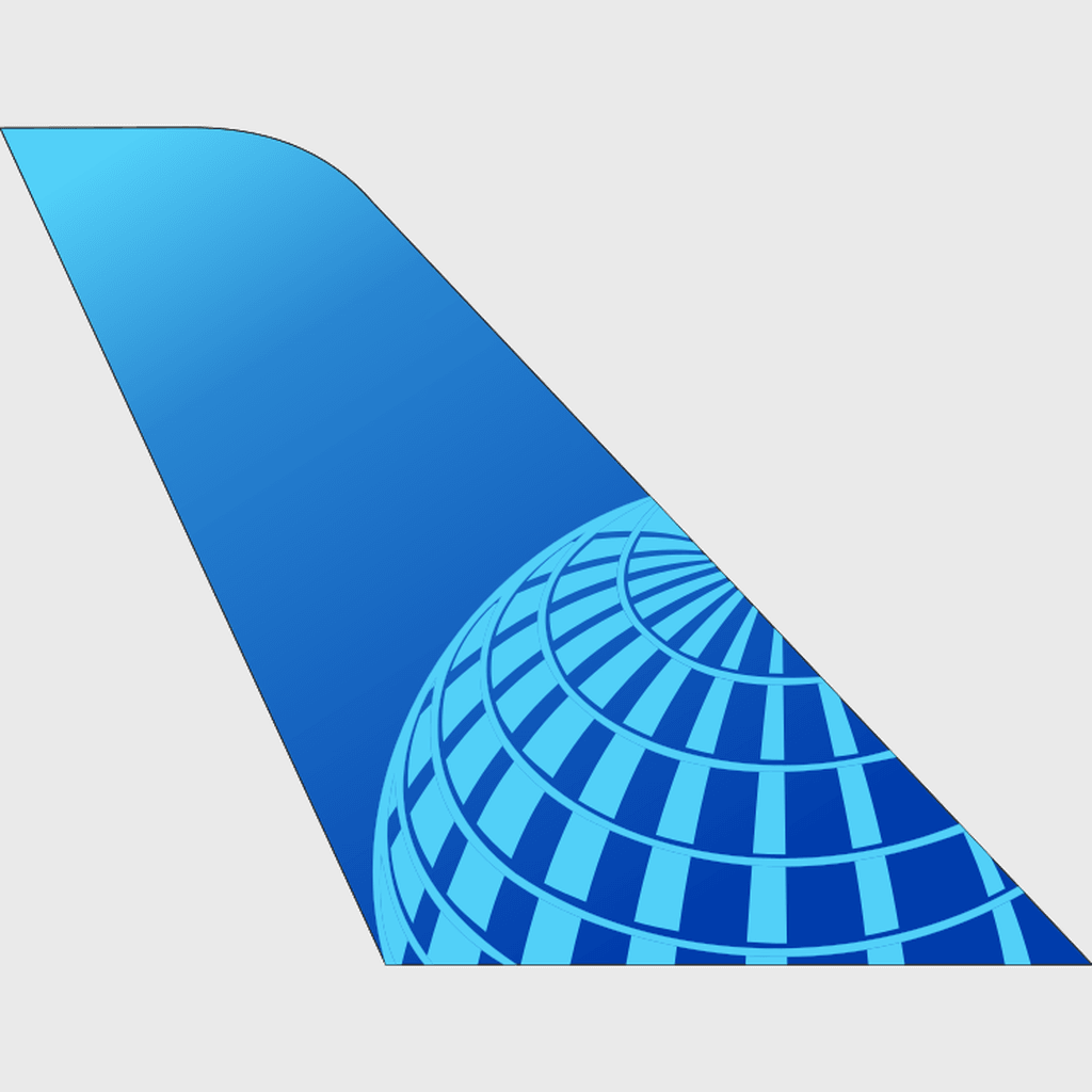 United Airlines Logo (updated 2020) - Airhex - United Airlines Logo PNG