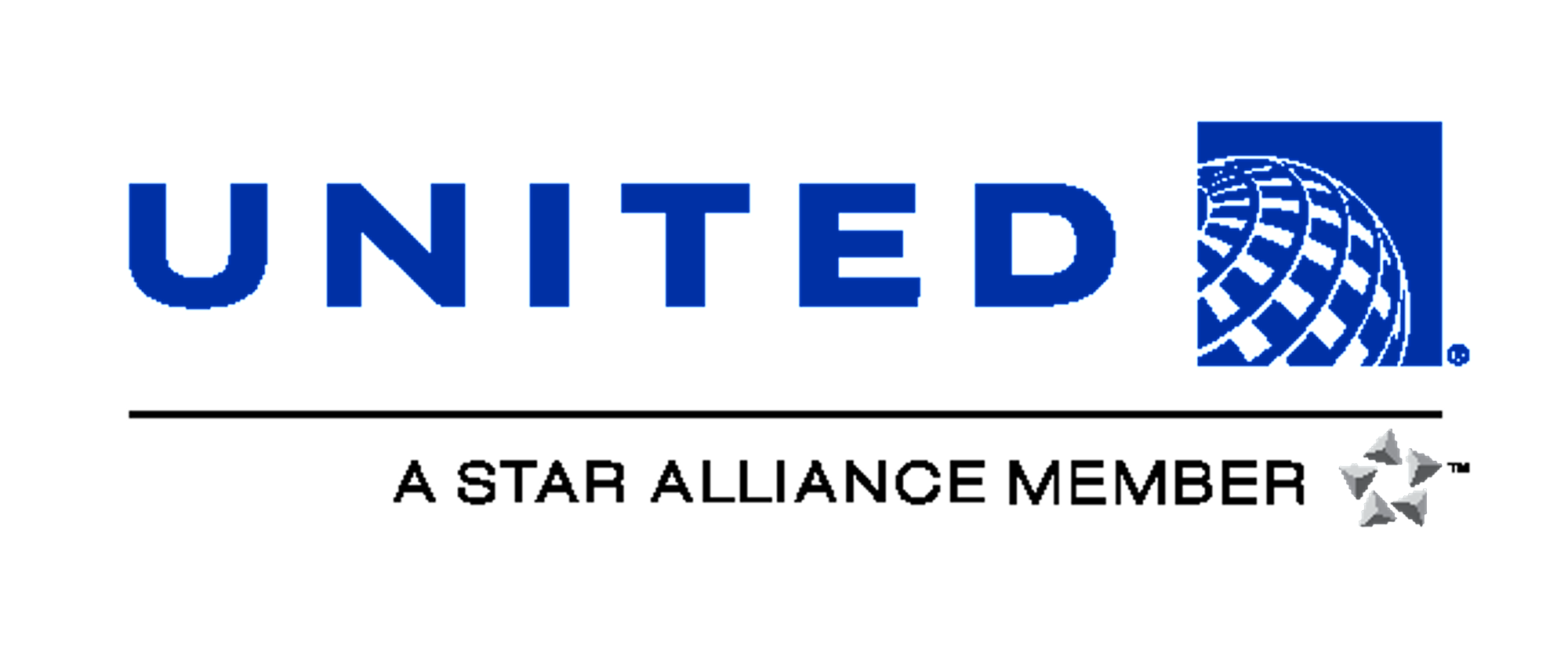 United Airlines Logo PNG - 176608