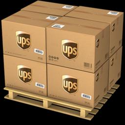 United Parcel Service PNG - 109972