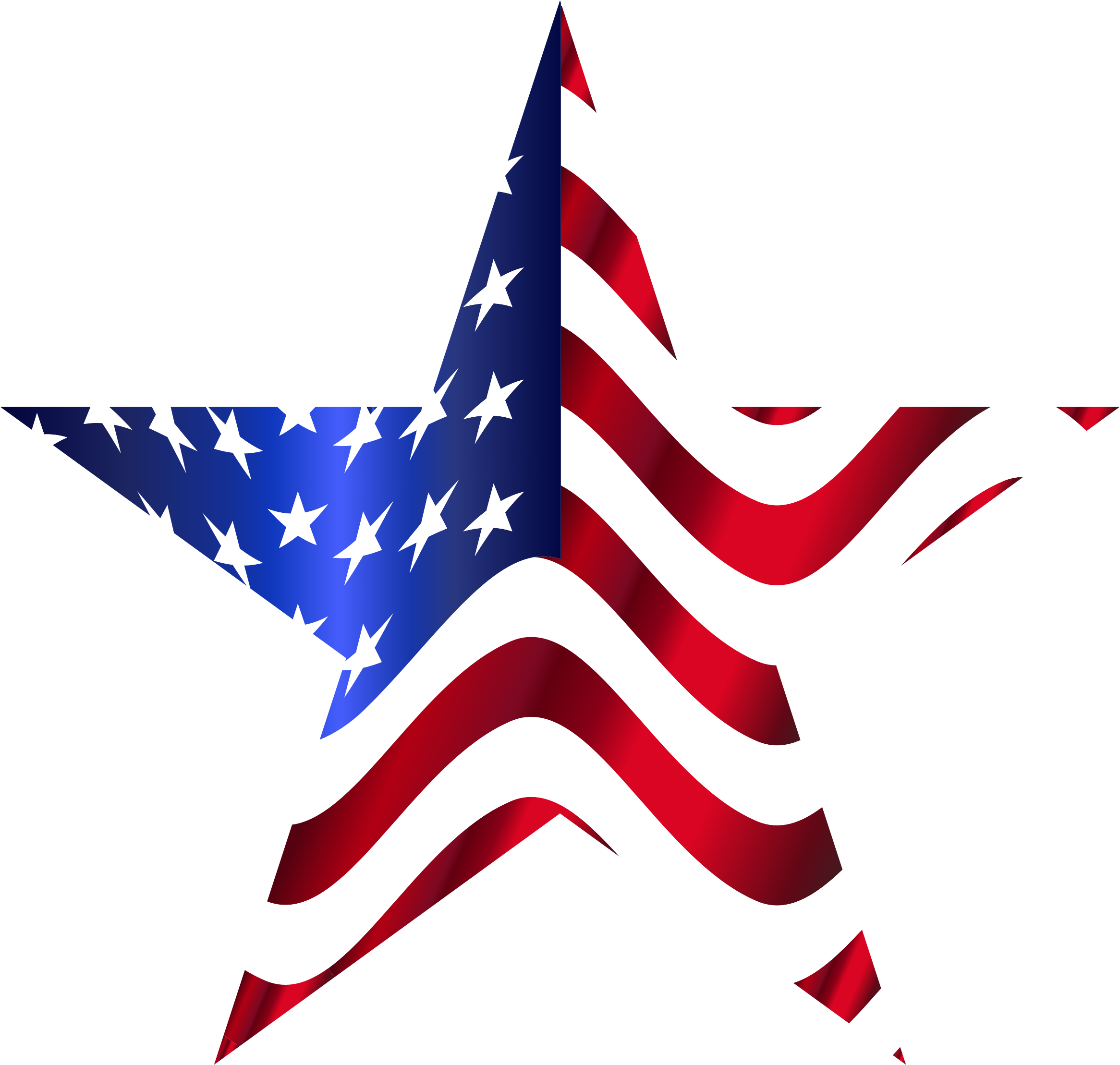 America Flag Free Download PNG - United States Of America PNG HD