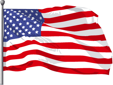 America Flag Free PNG Image - United States Of America PNG HD