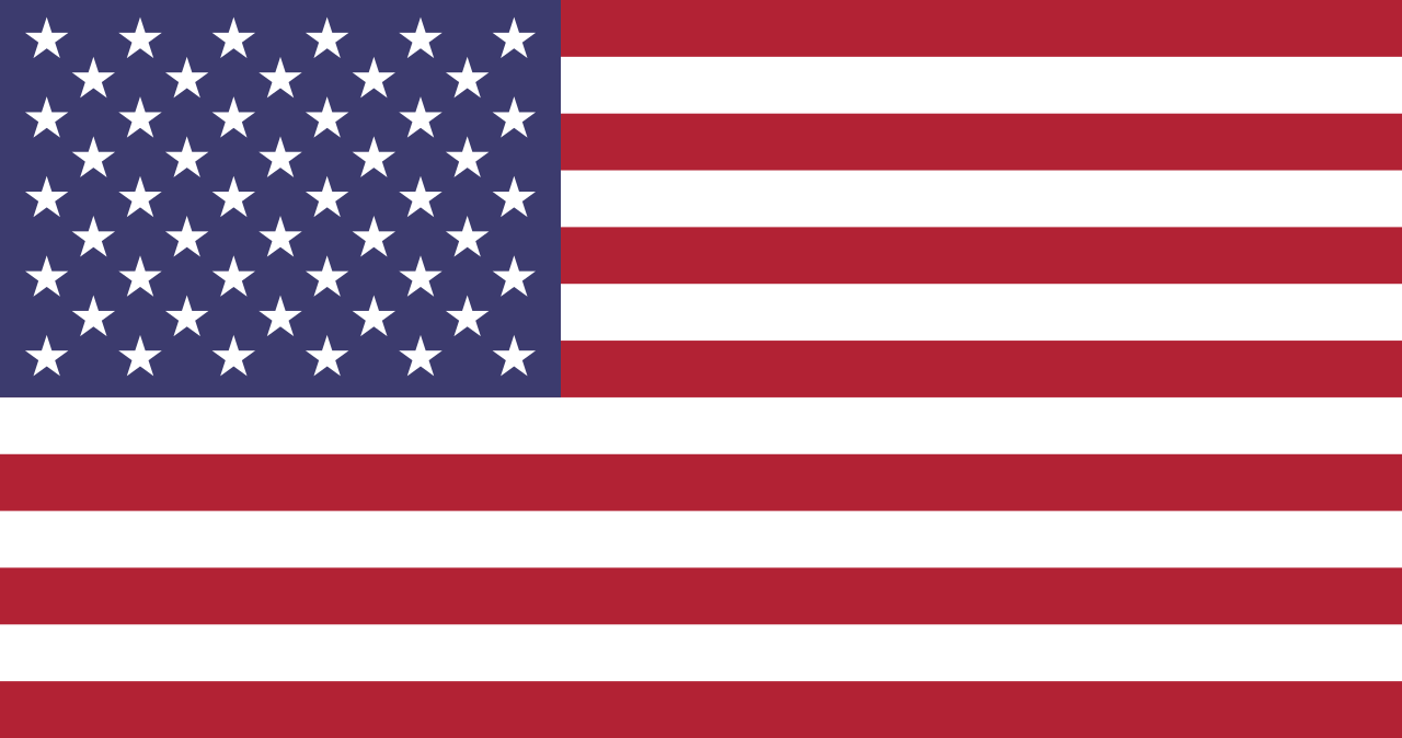 File:Flag of the United States.svg - United States Of America PNG HD