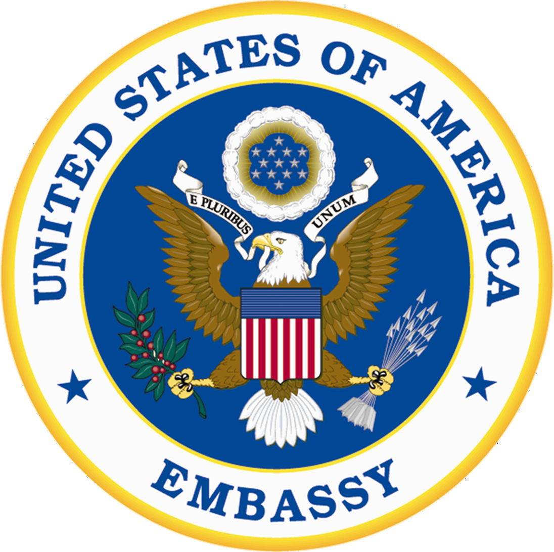 File:Seal of an Embassy of the United States of America.png - United States Of America PNG HD