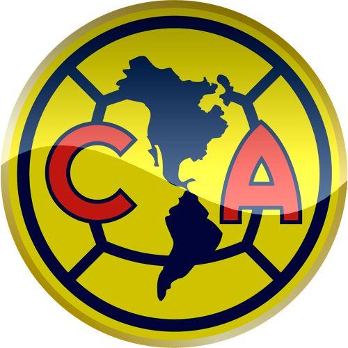 club-america-hd-logo.png (500×500) - United States PNG HD