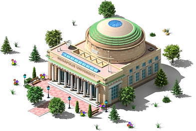 File:Megapolis University (Building) Initial.png - University PNG