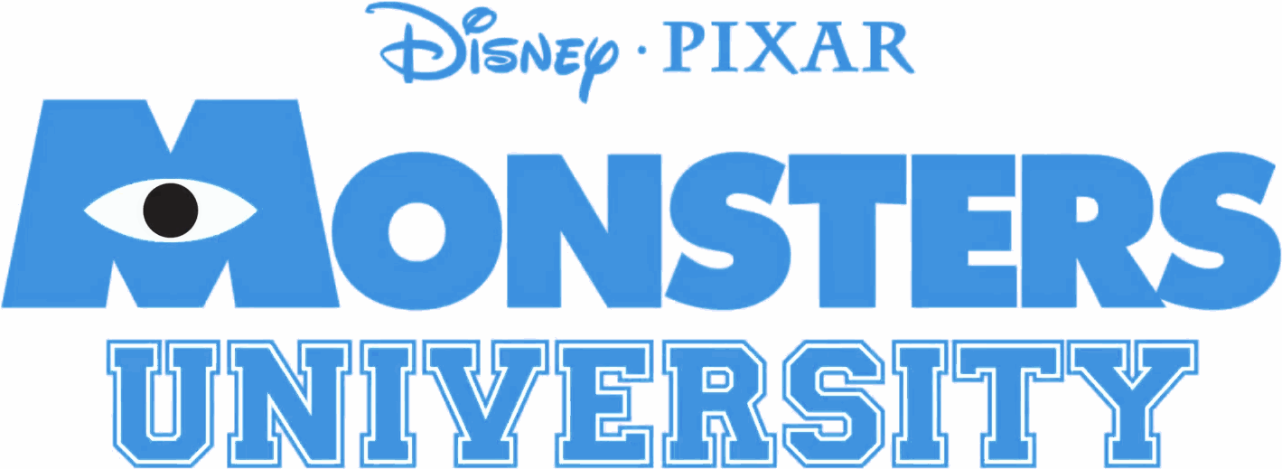 Monsters University.png - University PNG