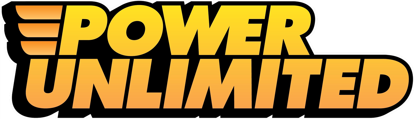 File:Power Unlimited Magazine Logo.png - Unlimited PNG