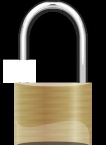 Unlocked Padlock PNG - 80311