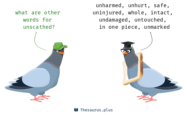 Synonyms for unscathed - Unscathed PNG