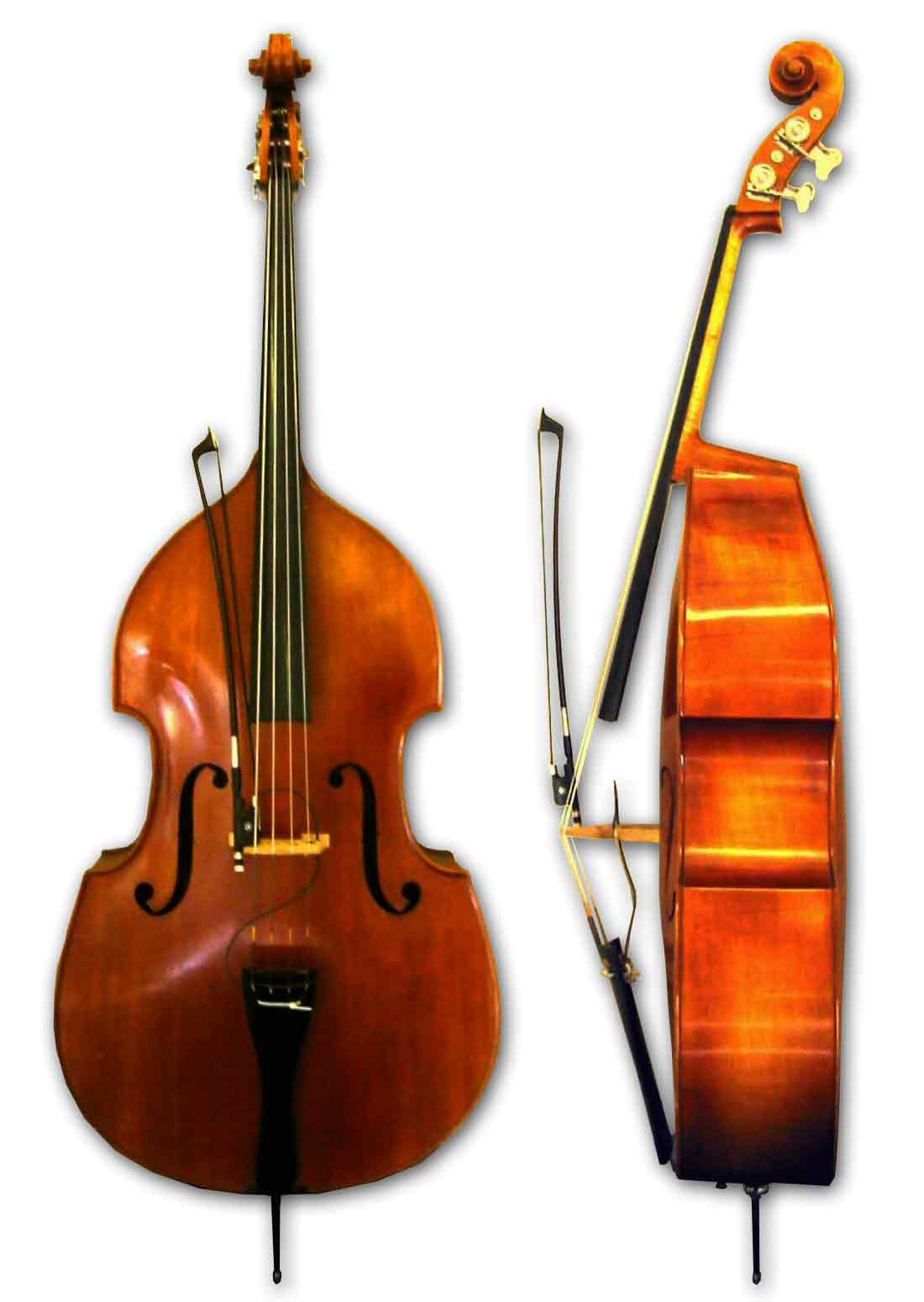 Upright Bass PNG - 80416