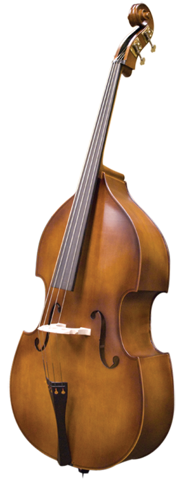 Upright Bass PNG - 80413
