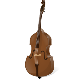 Upright Bass PNG - 80410
