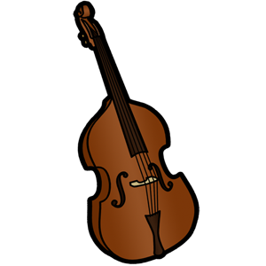 Upright Bass PNG - 80418