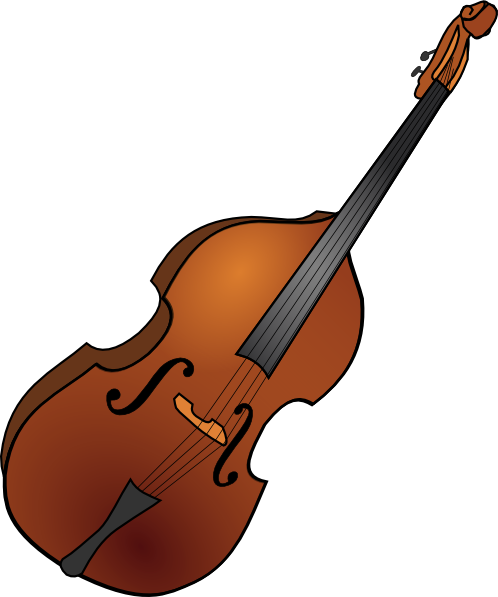 Upright Bass PNG - 80419