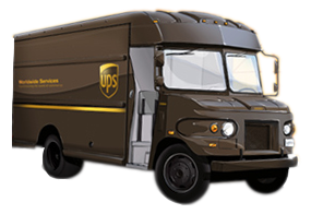 Ups Delivery PNG