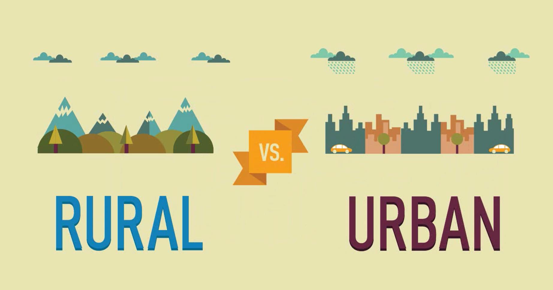 Urban And Rural PNG - 81753