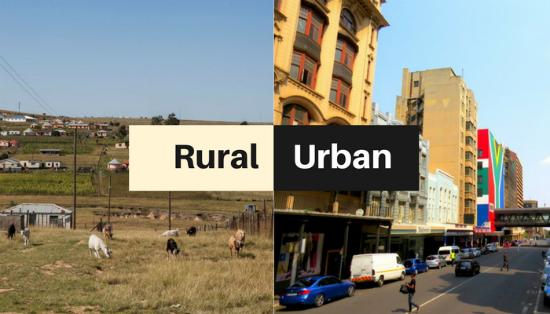 Urban And Rural PNG - 81767