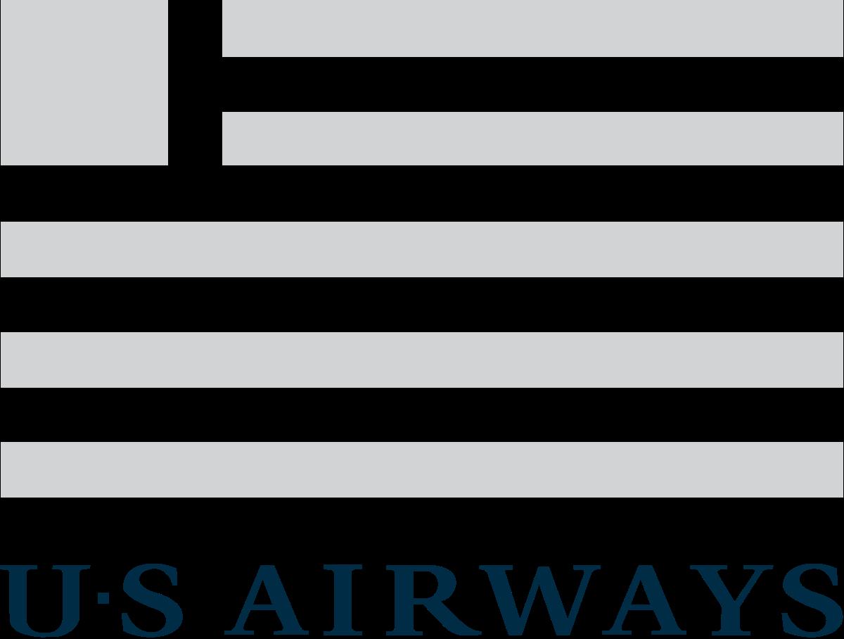 Us Airways Logo Vector PNG-PlusPNG.com-1200 - Us Airways Logo Vector PNG