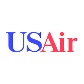 US Air Logo - Us Airways Logo Vector PNG