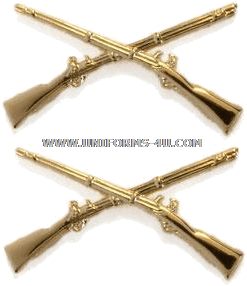 Us Army Infantry Crossed Rifles PNG-PlusPNG.com-247 - Us Army Infantry Crossed Rifles PNG
