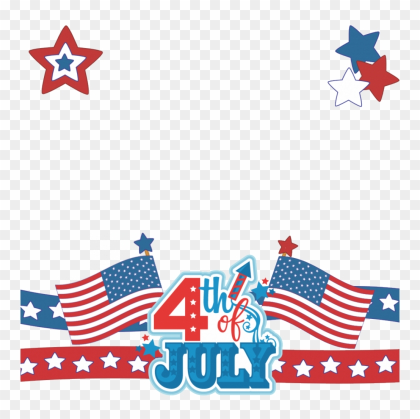 4th Clipart Independence Day Us - 4th Of July Facebook Frame, Hd Pluspng.com  - Us Independence Day PNG