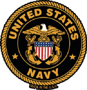 Navy Logo Septembers Veteran Of The Month: Gary Wolf - Us Navy PNG