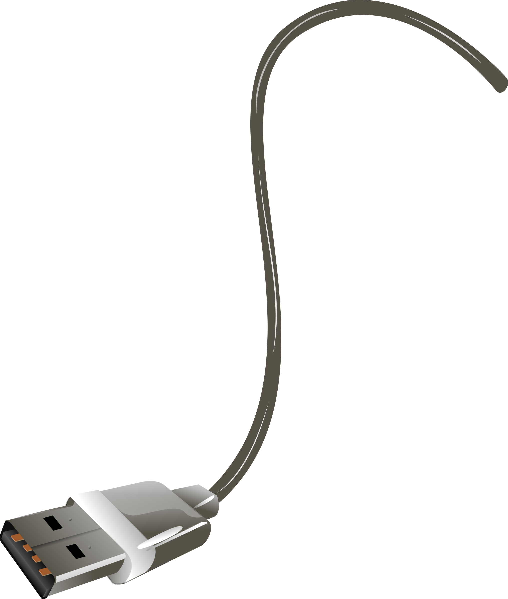 Double-headed USB cable, USB,