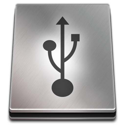 USB Icon 512x512 png - Usb HD PNG