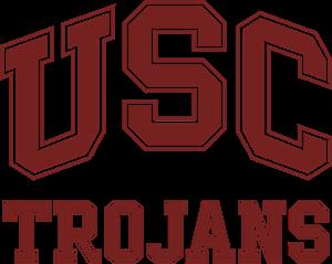 USC Trojans Logo Vector - Usc PNG Free
