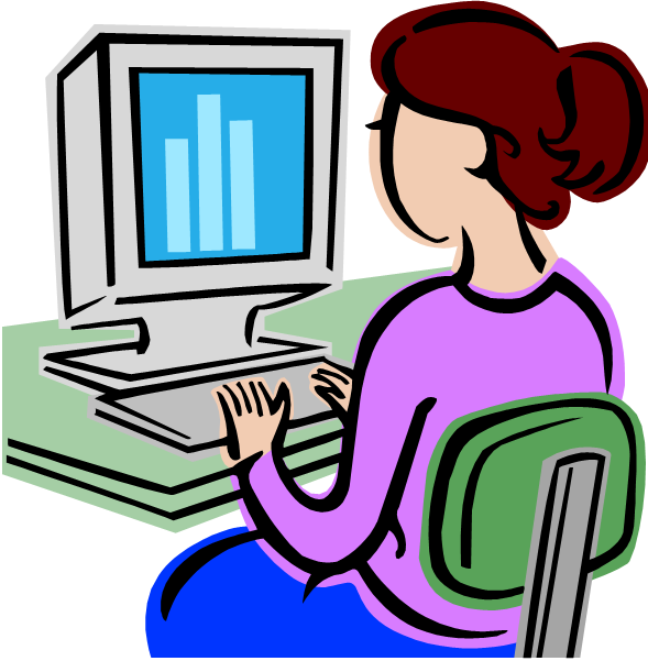 Use Computer PNG - 81616
