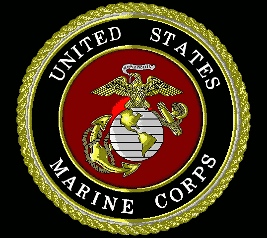 Free Seal-USMC-black Clipart - Free Clipart Graphics, Images and Photos. - Usmc PNG And Graphics