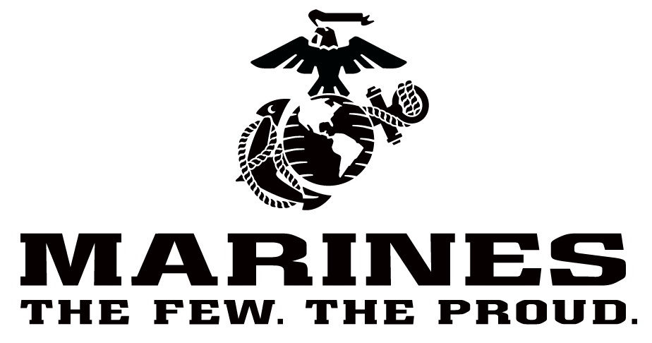 marines-the-few-the-proud-ega - Usmc PNG And Graphics