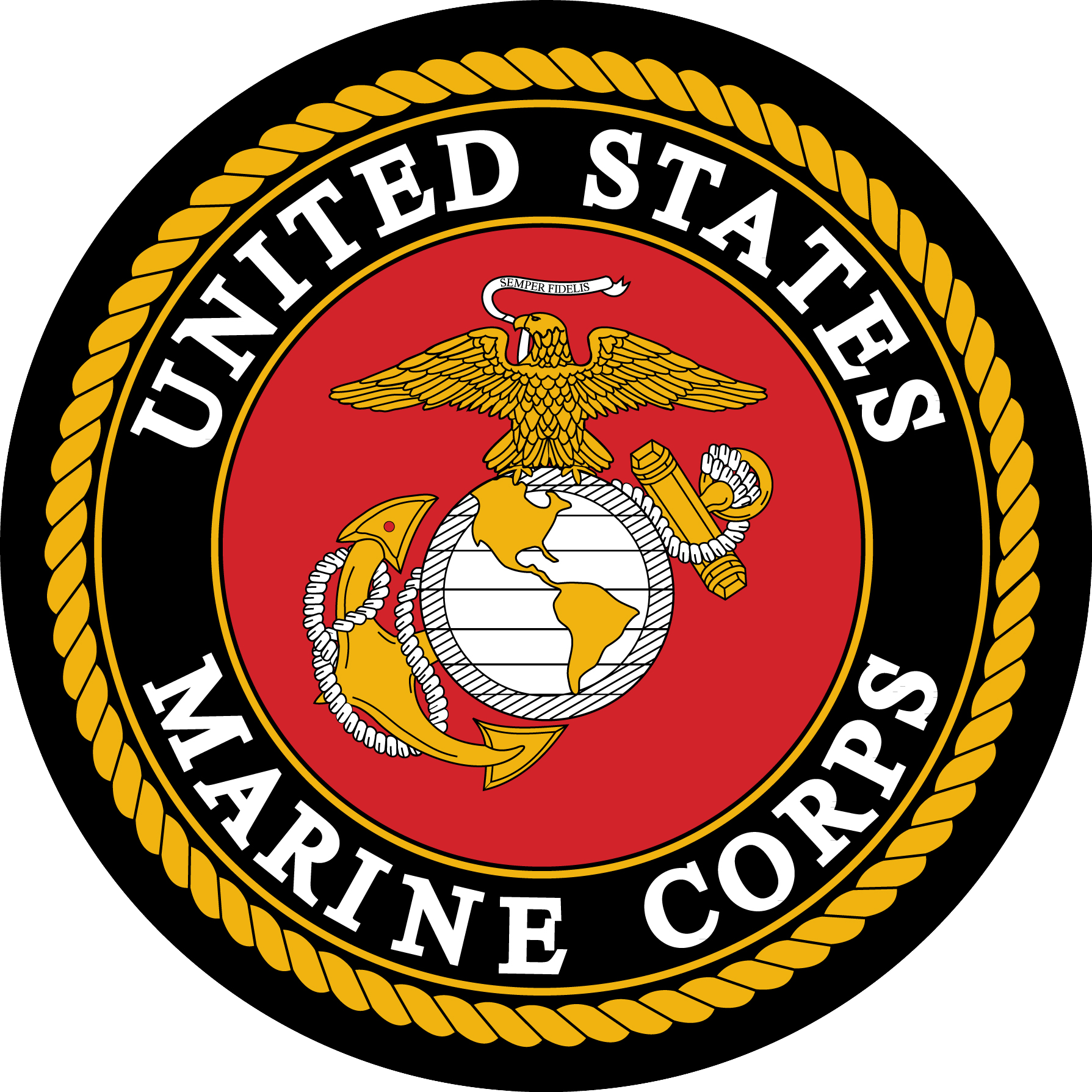 us-marine-corps-logo-clipart-1.png (1789× - Usmc PNG And Graphics