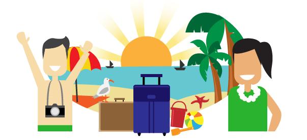 Vacation PNG - 17883
