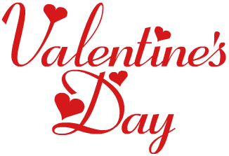 Finally, the big and most important day in happy valentine day 2018 is that  holds a lot of importance in a Lovers life. I means to say happy valentine  day PlusPng.com  - Valentine Day 2018 PNG