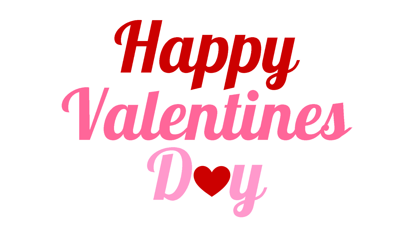 Happy Valentines Day PNG - Valentine Day 2018 PNG