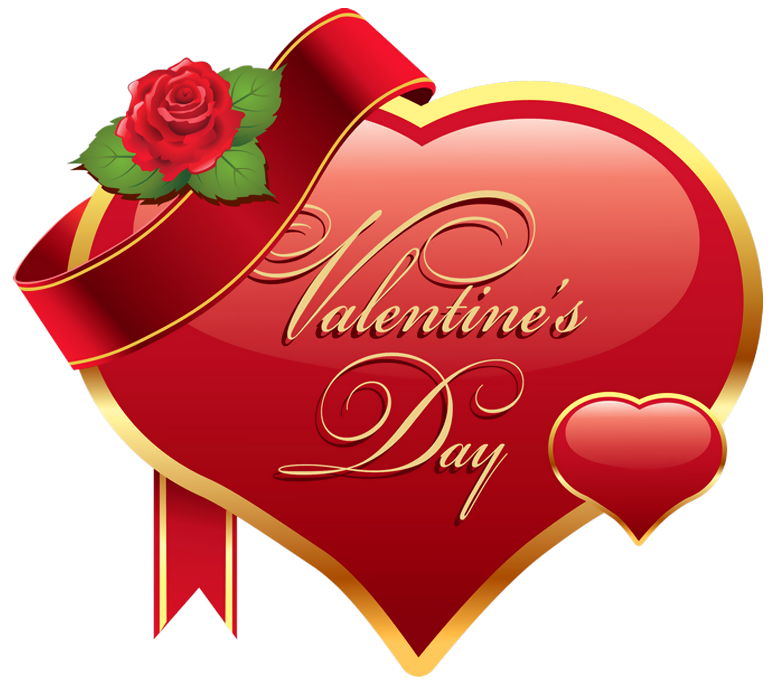Valentineu0027s Day clipart valentine rose heart #9 - Valentine Day HD PNG