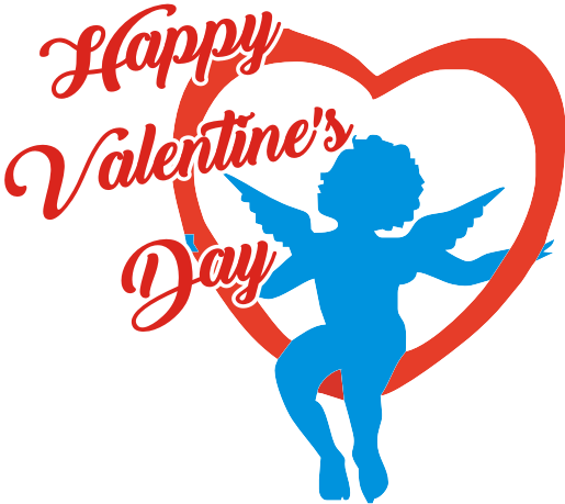 Valentines Day Transparent Background - Valentine Day HD PNG