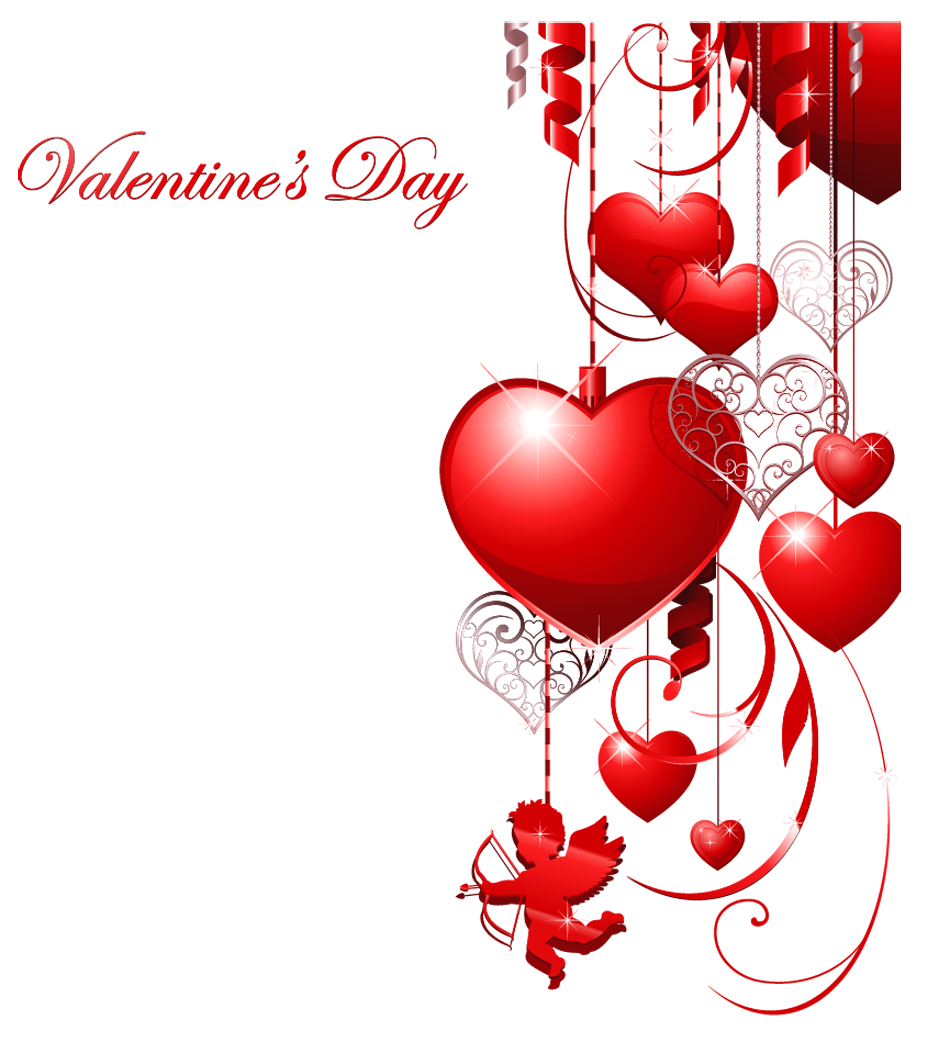 Cupid For Valentineu0026Day Clipart - Valentines Day PNG HD