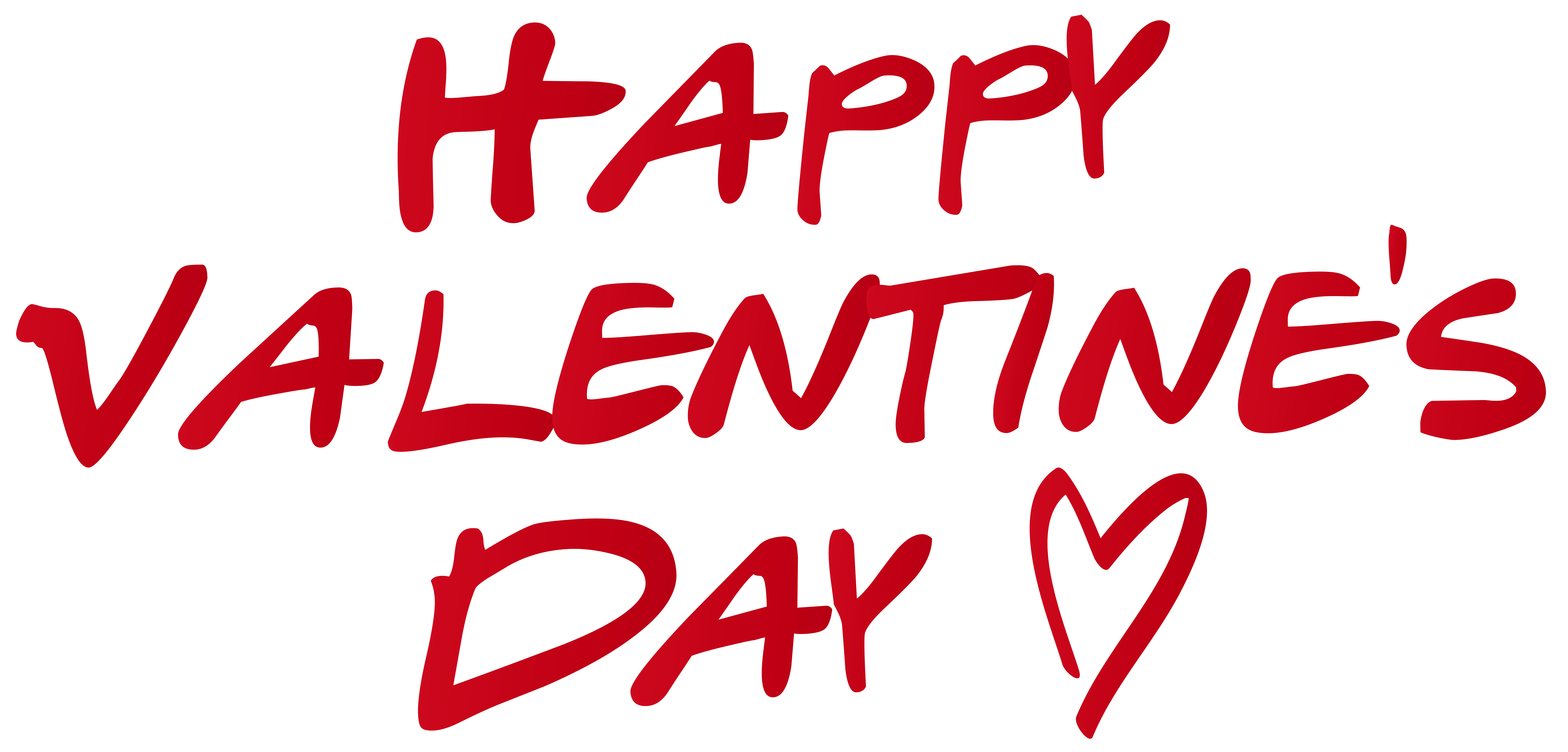 Valentineu0027s Day clipart hapy #4 - Valentines Day PNG HD