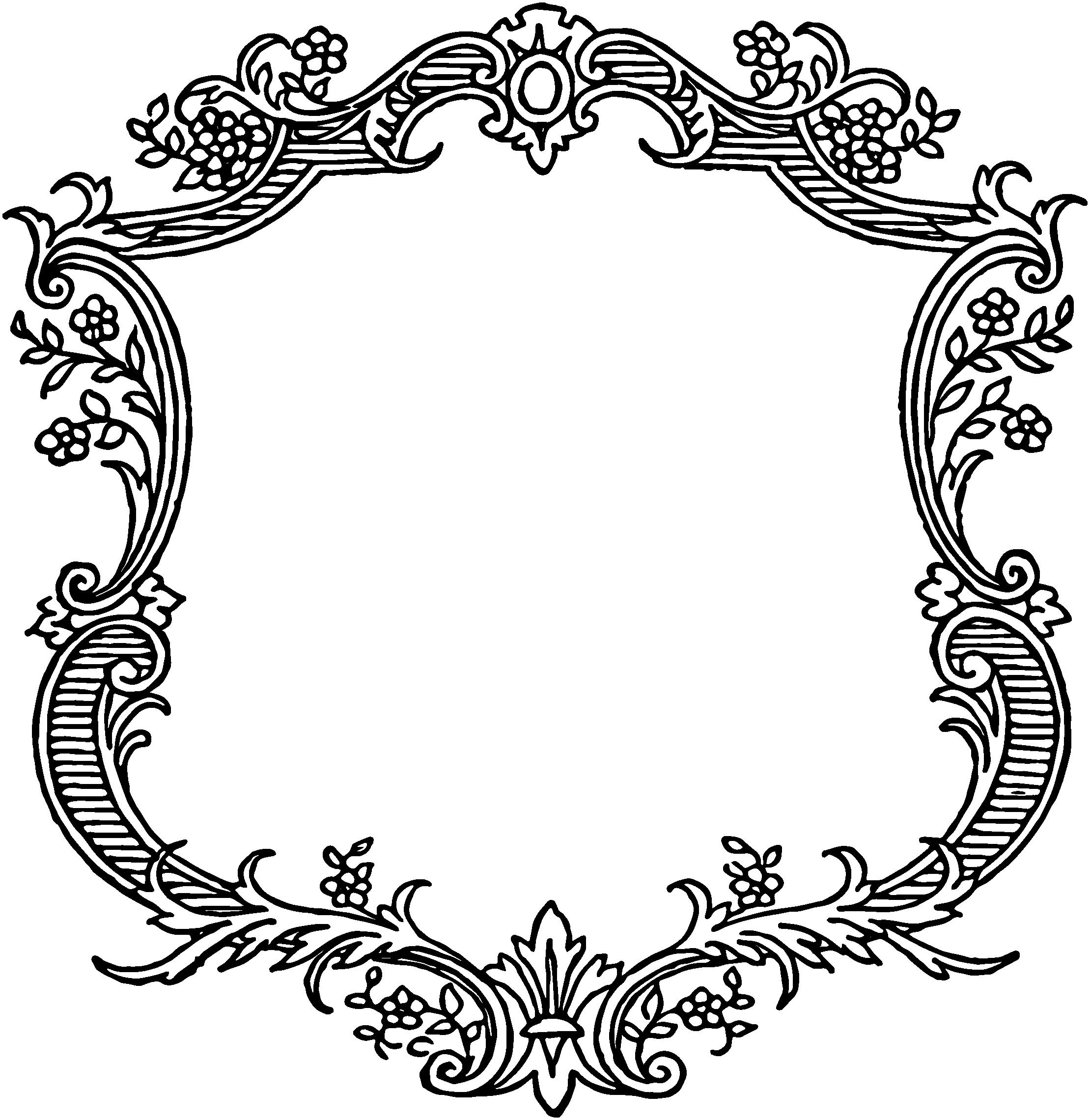 Vector Frame PNG - 15699