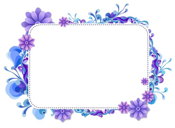 Vector Frame PNG - 15692