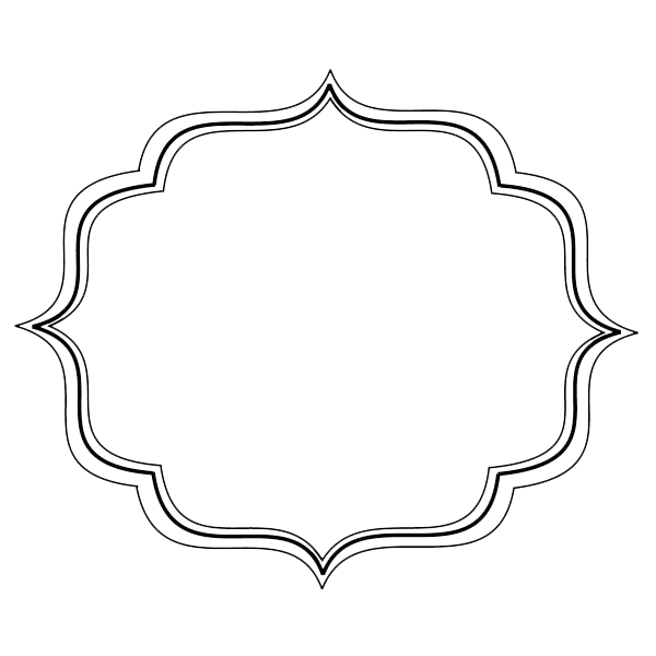 Vector Frame PNG - 15688